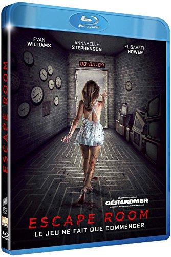 Preisvergleich Produktbild Escape room [Blu-ray] [FR Import]
