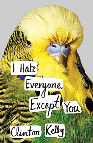 i-hate-everyone-except-you-english-edition