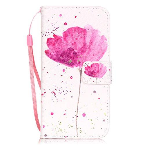 Coque iPhone 7, Meet de pour Apple iPhone 7 (4,7 Zoll) Folio Case ,Wallet flip étui en cuir / Pouch / Case / Holster / Wallet / Case, Apple iPhone 7 (4,7 Zoll) PU Housse / en cuir Wallet Style de couv I