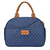 Badabulle Weekend Wickeltasche, navy blau