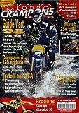 MOTO CRAMPONS MAGAZINE [No 155] du 01/02/1998 - MATCH 250 TRIAL - GUIDE VERT 98 -...