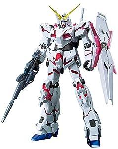 """Bandai Hobby MG Unicorn Gundam Titanio Acabado Ms Gundam Unicorn Re: 0096"""" Kit de construcción (1/100Scale)"""