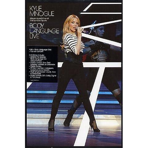 Kylie Minogue - Body language live -
