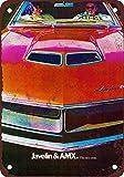 SIGNCHAT 1970 Jabalina Y AMX - Letrero de Metal (20,3 x 30,5 cm)