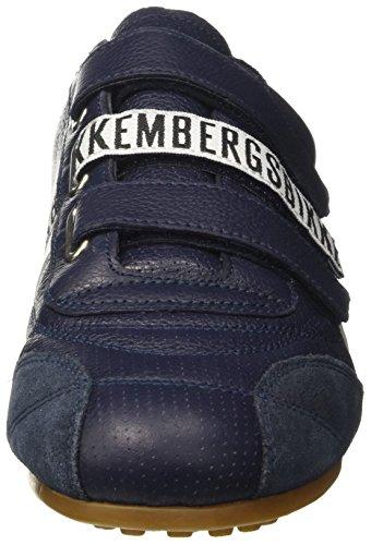 Bikkembergs 640980, Peu homme Blu (Blue/white)