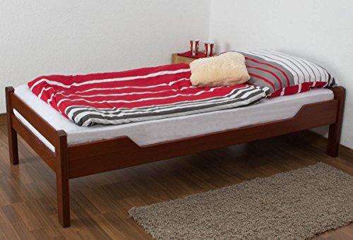 Kirsche Holz Einzelbetten (Einzelbett