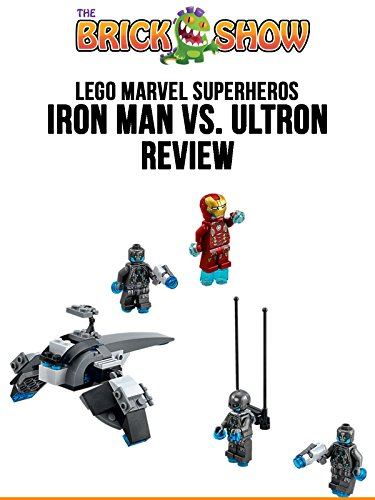 Review: Lego Marvel Superheros Iron Man vs Ultron Review [OV]