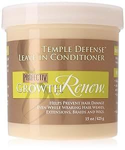 Profectiv GrowthRenew Temple Defense Leave-In Conditioner