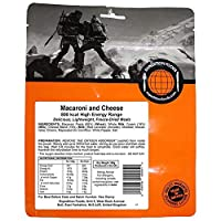 tenty.co.uk Expedition Foods Macaroni and Cheese (800kcal)