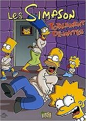 Les Simpson. Tome 4 : Totalement déjantés de Groening. Matt (2008) Album