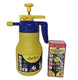 Insetticida Piretrox ml 250 Concentrato con Piretro Naturale Contro Tutti gli Insetti Volanti e Striscianti Omaggio Pompa Spruzzatore da litri 1,5
