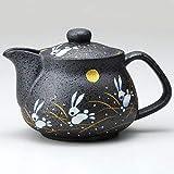 Ich Kaninchen Kutani Keramik Teekanne Topf (mit Teesieb) (Japan-Import)