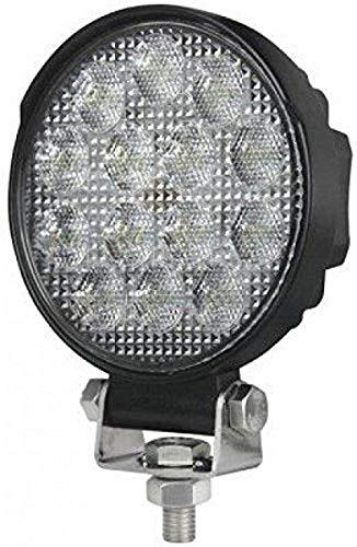 HELLA 1GA 357 105-022 Arbeitsscheinwerfer HELLA ValueFit R2200 LED für Nahfeldausleuchtung, Anbau stehend, 12V/24V