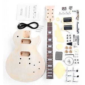 Rocktile Electric Guitar Kit Single Cut Style