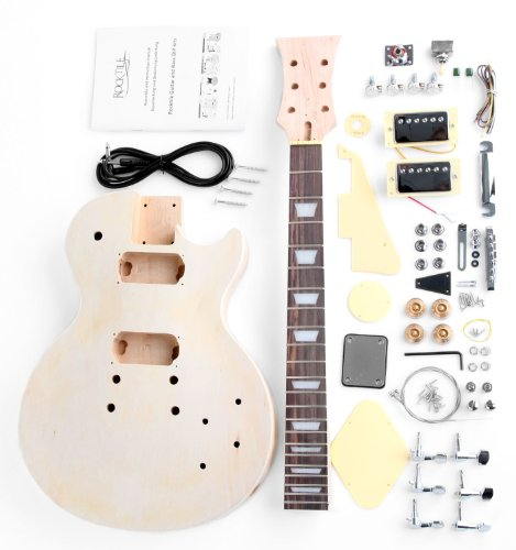 Rocktile Electric Guitar Kit Single Cut Style