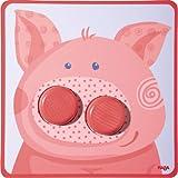 Haba 301059 - Zuordnungsspiel Kunterbunte Tierwelt hergestellt von HABA