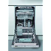 Whirlpool Supreme Clean ADG 522 UK Built-In Dishwasher - Stainless Steel