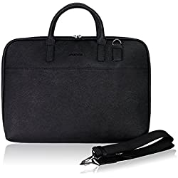 "Arvok 13"" 13,3"" Funda Protectora para Portatil Impermeable Maletín para MacBook Pro, MacBook Air, Funda Bandolera para HP/DELL / Samsung/Toshiba / Sony/Acer / ASUS/Lenovo Notebook y Tablet"