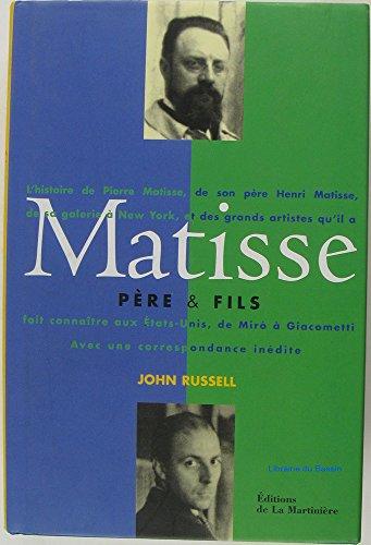Matisse père et fils