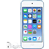 "Apple iPod Touch - Reproductor MP4 (pantalla 4"", 16 GB, iOS 8), color azul"