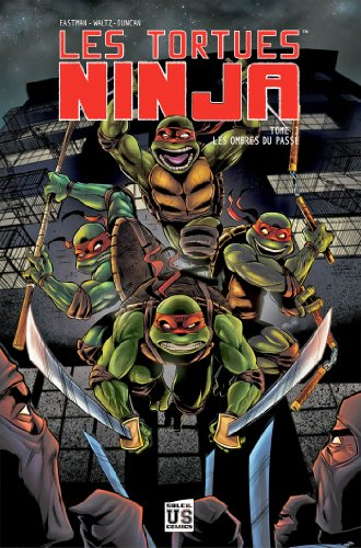 Les tortues Ninja T03