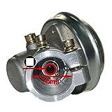 Caja de cambios de engranaje conjunto del cabezal de d'Assy adapta Trimmer Desbrozadora 26MM Plaza M10X1.25LH