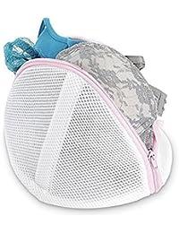 Lemish Laundry Bag Double Bra Lingerie Clean Wash Bag