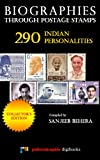 Biographies Through Postage Stamps: 290 Indian Personalities [Collector's Edition]