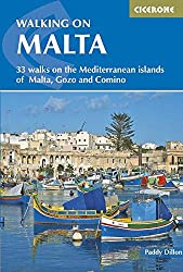 Walking on Malta: 33 walks on the Mediterranean islands of Malta, Gozo and Comino (Cicerone Walking Guides)
