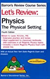 Barron's Let's Review Physics: The Physical Setting