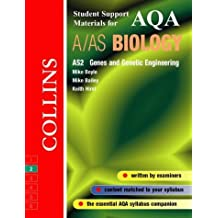 Collins Student Support Materials - AQA (B) Biology: Genes and Genetic Engineering by Mike Boyle (2000-04-20)