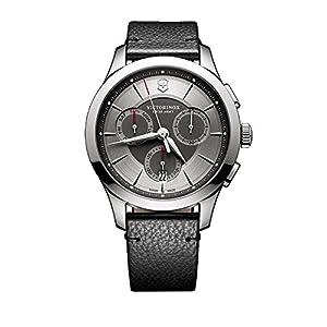 Victorinox Reloj Cronógrafo para Hombre de Cuarzo con Correa en Cuero