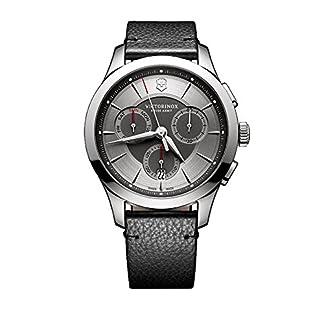 Victorinox Reloj Cronógrafo para Hombre de Cuarzo con Correa en Cuero 241748