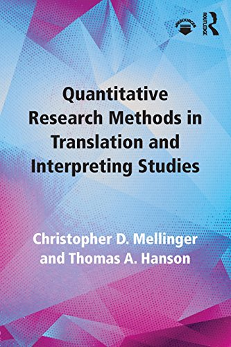Quantitative Research Methods in Translation and Interpreting Studies Cover Image