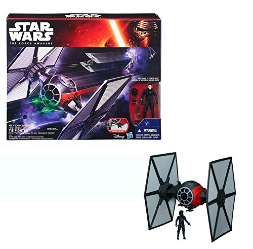 Preisvergleich Produktbild Hasbro Star Wars B3920EU4 - E7 First Order Special Forces Tie Fighter