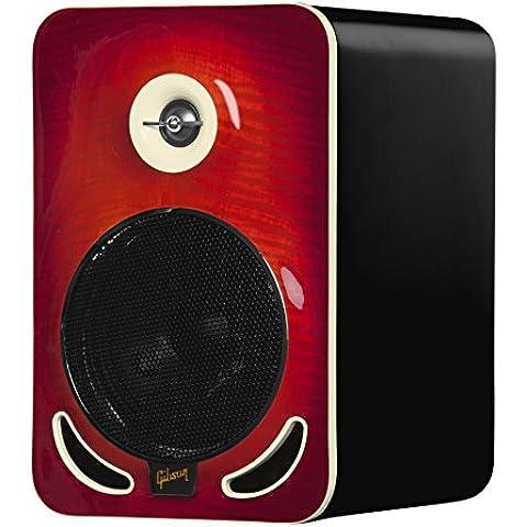 Gibson LP6 Cherry Monitore di Referenza Biamplificato, Multicolore