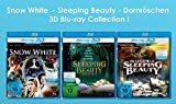 Snow White - The Sleeping Beauty - Dornröschen 3D Blu-ray Collection