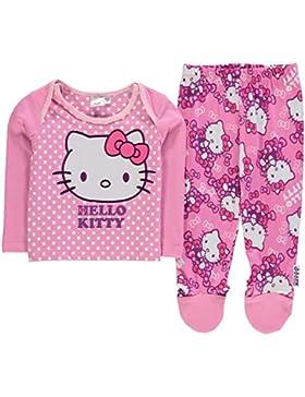 Character Kinder Pyjama Set Unisex Baby Schlafanzug