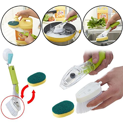 kitchen-wash-tool-pot-cleaner-brush-con-detersivo-liquido-dispenser-di-sapone