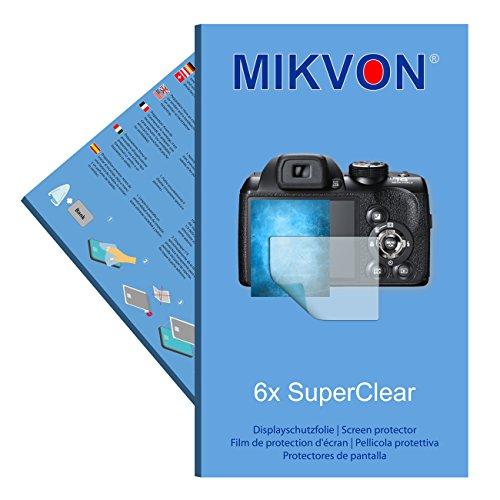 6x-mikvon-superclear-pelicula-de-proteccion-de-pantalla-para-fujifilm-finepix-s4200-transparente-pro