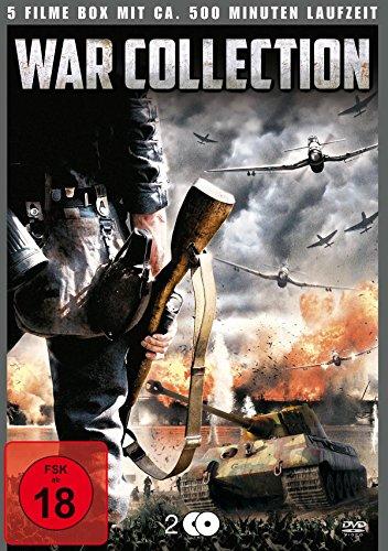 War Collection [2 DVDs] Fünf Kriegsfilme auf 2 DVDs (Kriegsfilme Auf Dvd)