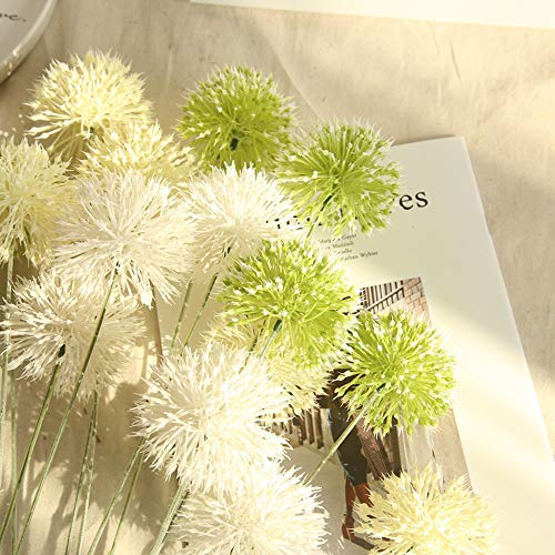 eidenblumen, Pusteblume/Blumenstrauß/Hortensien/Dekoration, Blumensprache: Love That Can't Stop, Love That Can't Stay, Love That Never Ends, 1 Stück grün ()