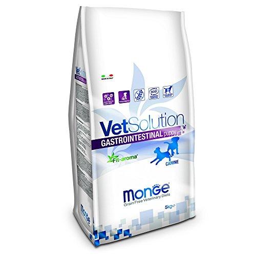 Monge Vetsolution Cane Gastroint Puppy kg. 5 Cibo per Cani