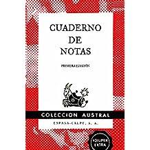 Cuaderno de notas rojo 9x14cm (AUSTRAL EDICIONES ESPECIALES)