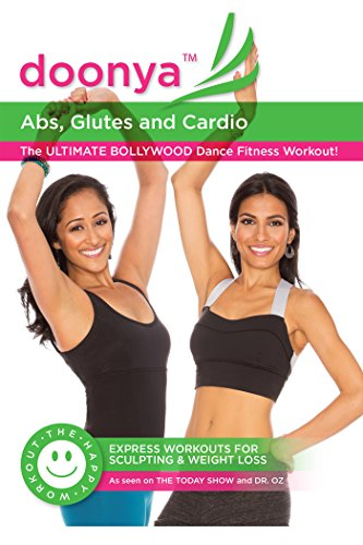 Doonya the Bollywood Workout: Abs, Glutes & Cardio