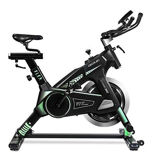 Bicicleta spinning dinámica profesional UltraFlex