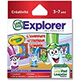 Leapfrog - 89034 - Jeu Educatif Electronique - LeapPad / LeapPad 2 /Leapster Explorer - Crayola