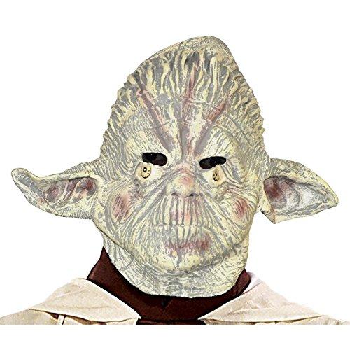 Star Wars tm Yoda tm Erwachsene Maske (Yoda Halloween-kostüm)