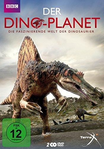 Die faszinierende Welt der Dinosaurier (2 DVDs)