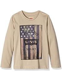Levi's LS TEE ERIK - camiseta Niñas